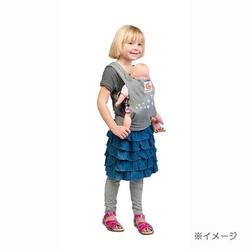 エルゴベビー ドールキャリア ギャラクシーグレー【送料無料】