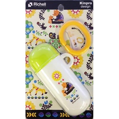 【クリアランス】キンプロ 赤ちゃんせんべいケース 筒タイプ MR