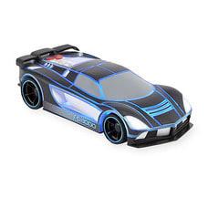 【クリアランス】トイザらス ファストレーン ライト&サウンド 光る!ブルーライトカー