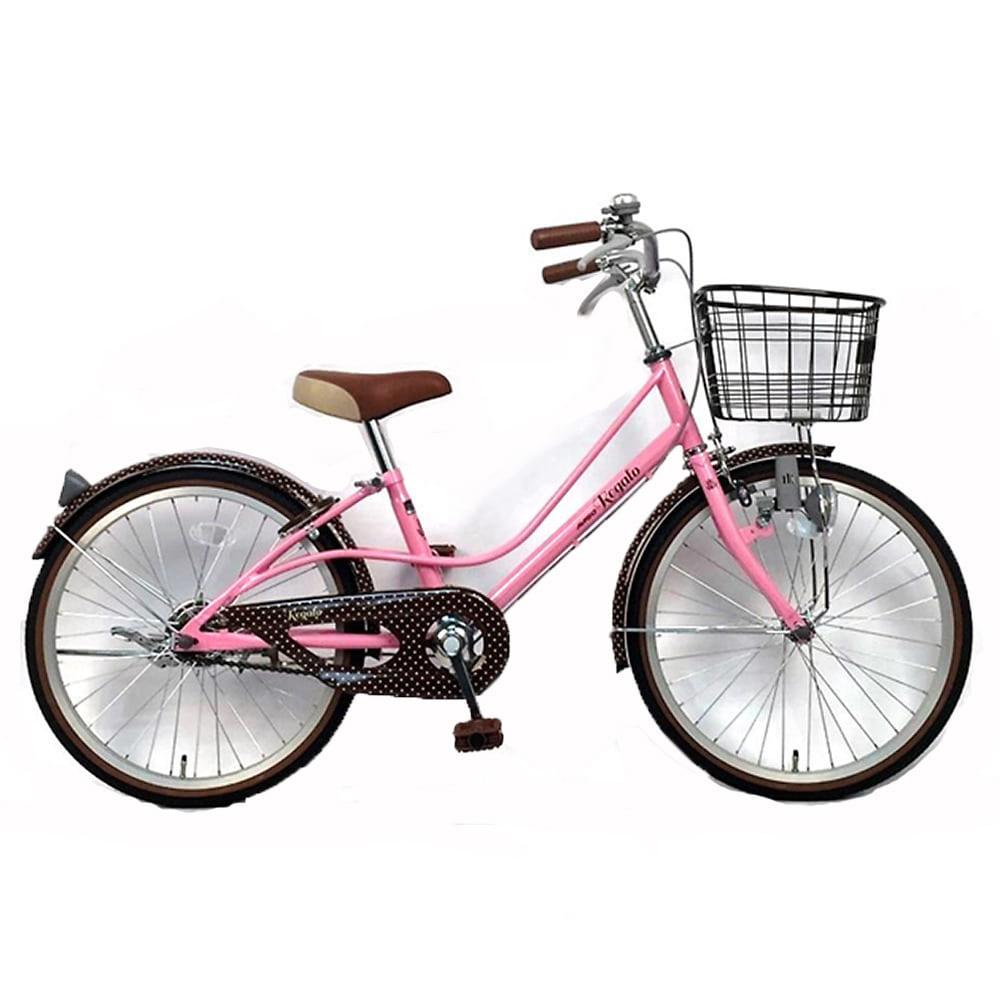 トイザらス AVIGO 20インチ 子供用自転車 レガーロ(ピンク)