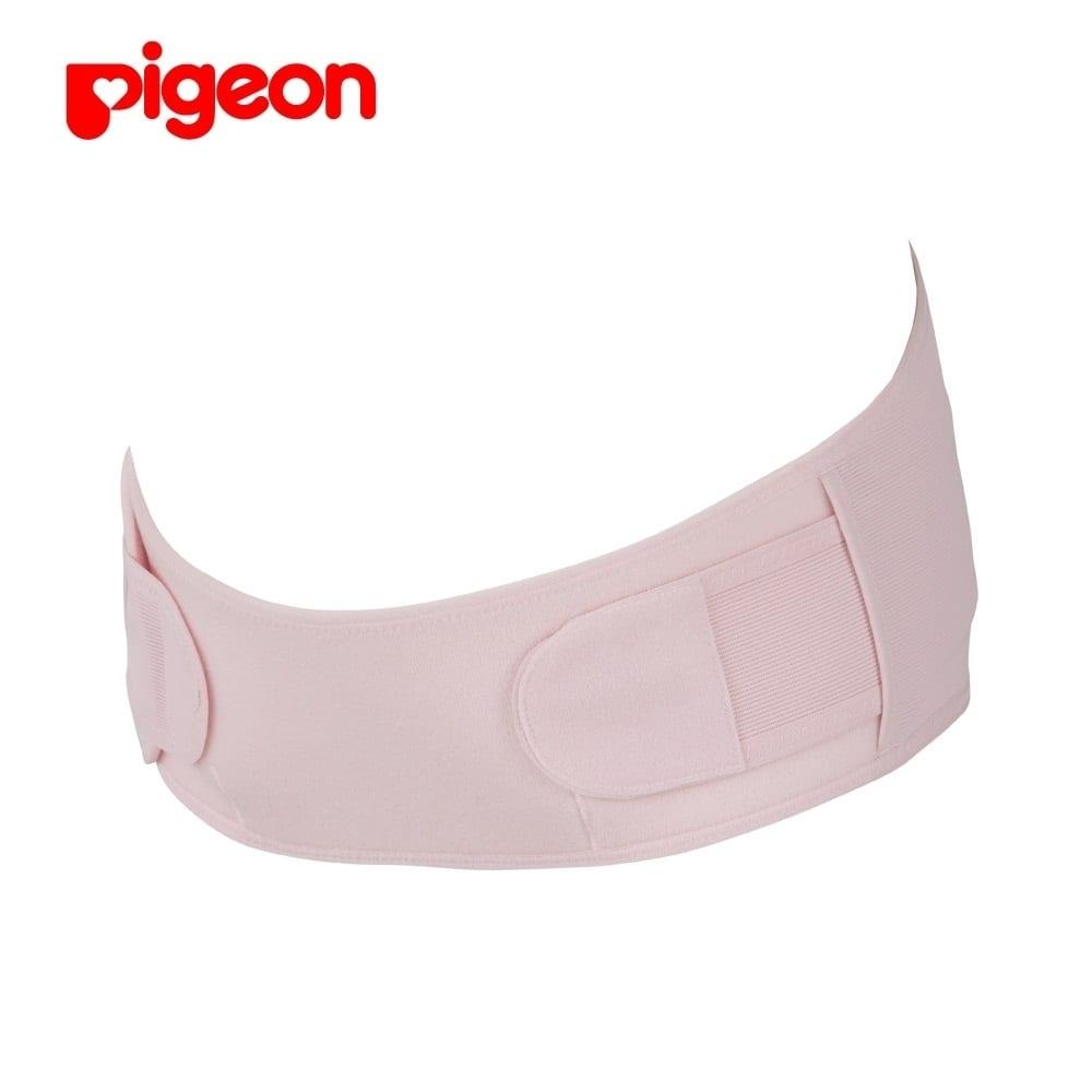 ピジョン 腰らくらく妊婦帯ベルト ピンク