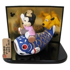 <トイザらス> 送料無料【五月人形】ミッキー&プルート 鯉のぼり