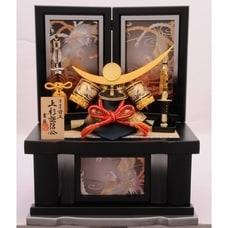 <トイザらス> 送料無料【五月人形】トイザらス限定 兜収納飾り 「上杉謙信鳳凰」