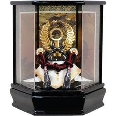<トイザらス> 送料無料【五月人形】トイザらス限定 兜ケース飾り ダイヤ形アクリル徳川家康