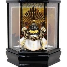 <トイザらス> 送料無料【五月人形】トイザらス限定 兜ケース飾り ダイヤ形アクリル豊臣秀吉
