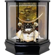<トイザらス> 送料無料【五月人形】トイザらス限定 兜ケース飾り ダイヤ形アクリル伊達政宗