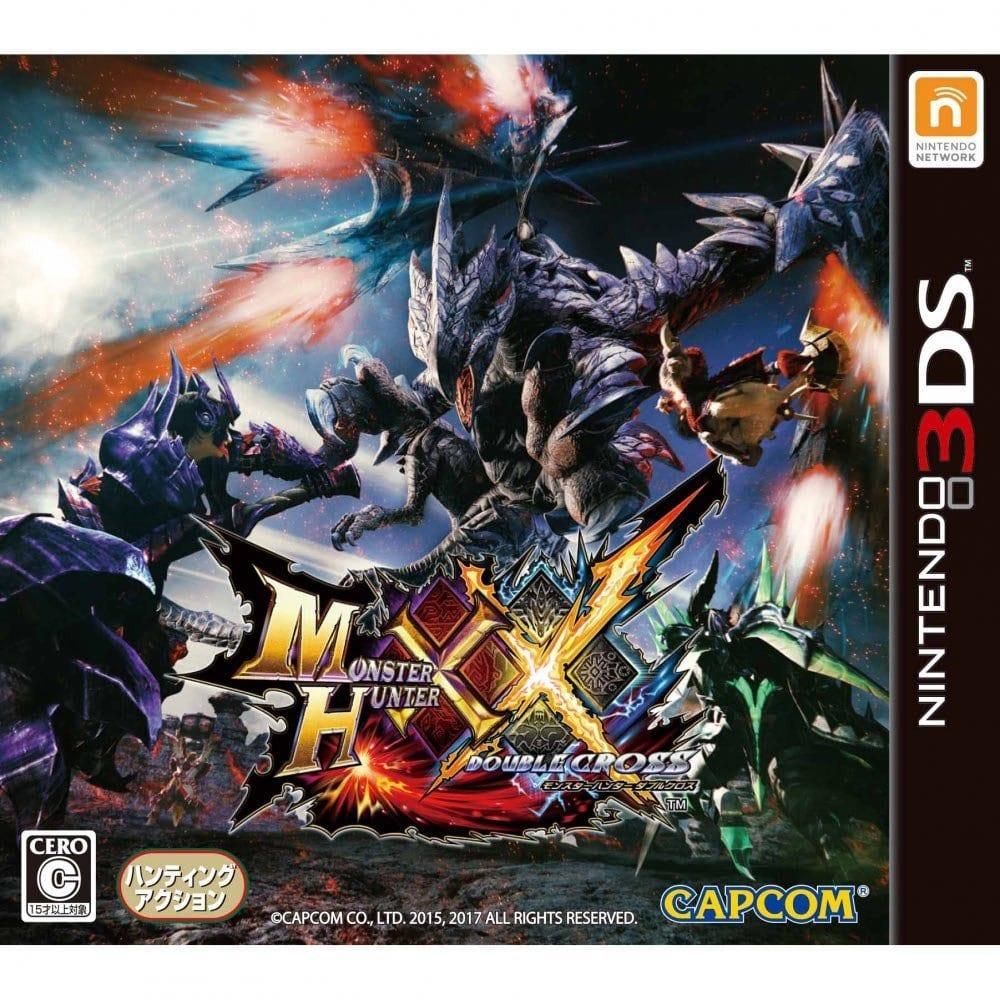 【3DSソフト】モンスターハンターダブルクロス【送料無料】