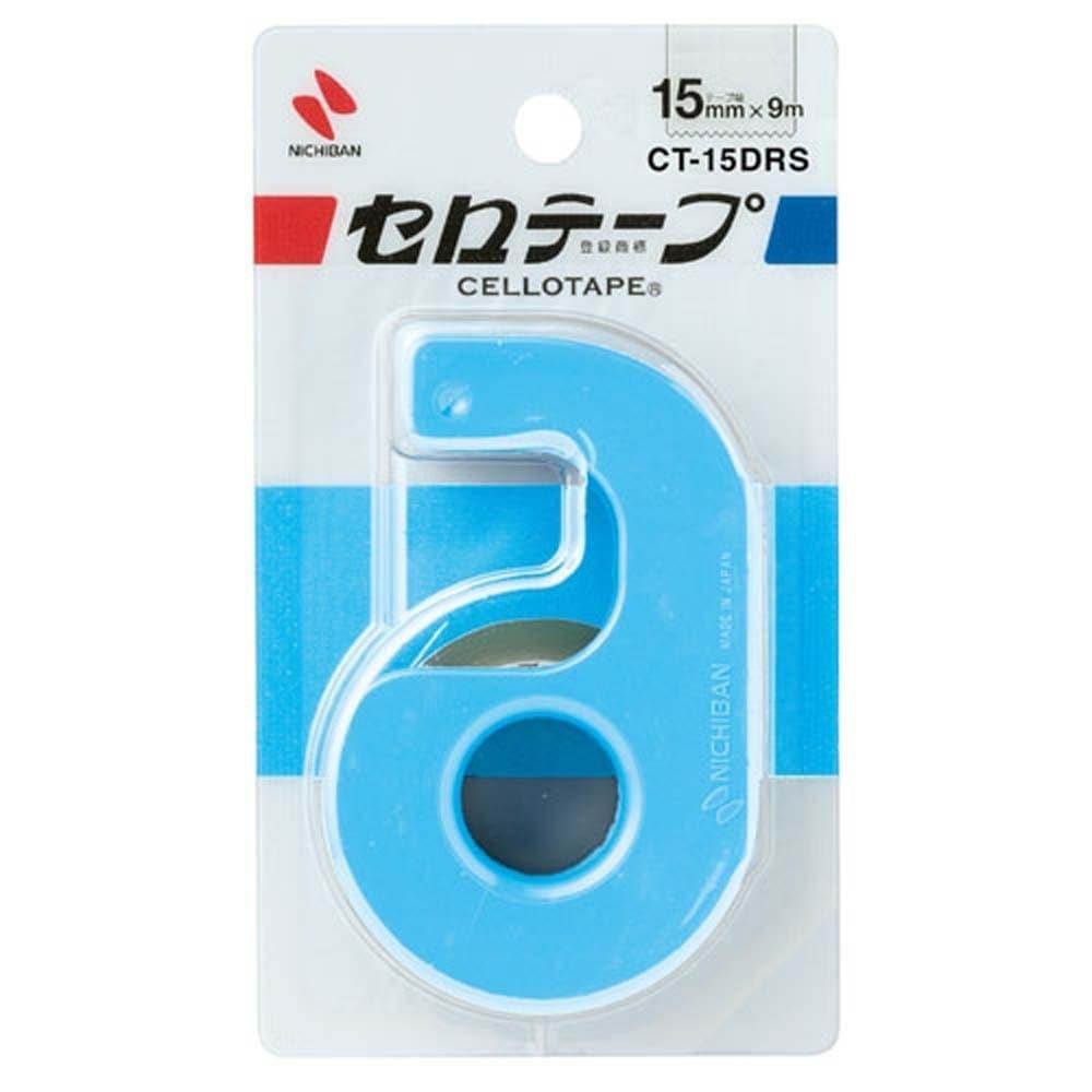 セロテープ 15mmx9m(スカイブルー)