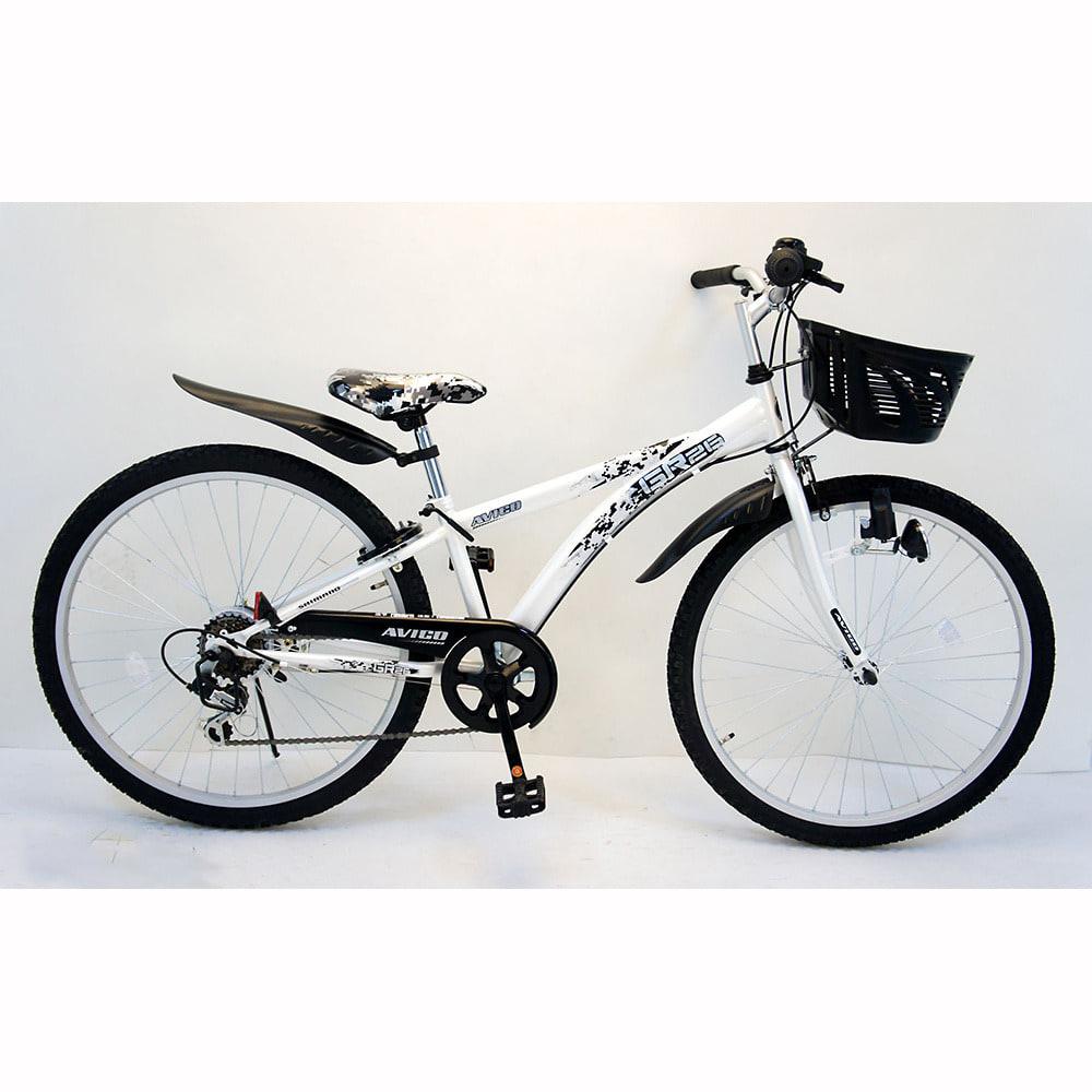 トイザらス AVIGO 26インチ 子供用自転車 GR26(パールホワイト)