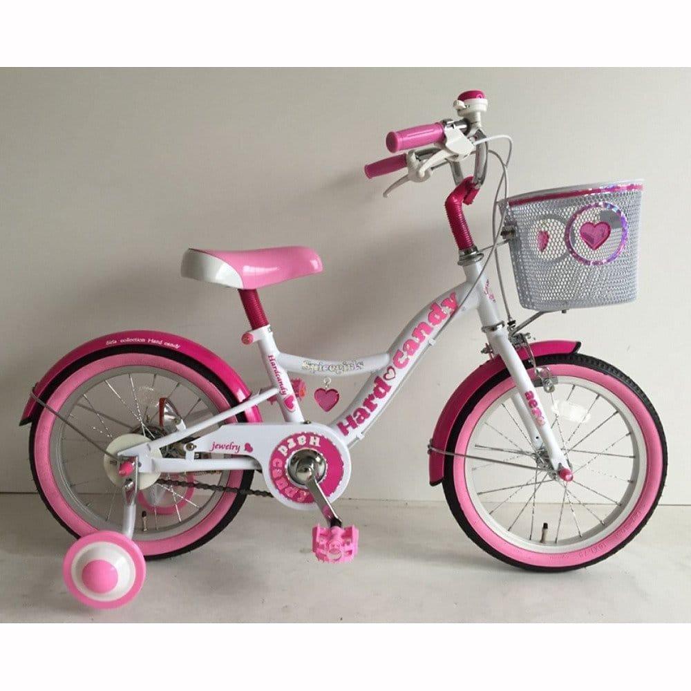 トイザらス・ベビーザらス オンラインストア16インチ 子供用自転車 ハードキャンディ スパイスガール(ピンク)