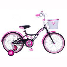 <トイザらス> 18インチ 子供用自転車 ハードキャンディ スパイスガール(ブラック)