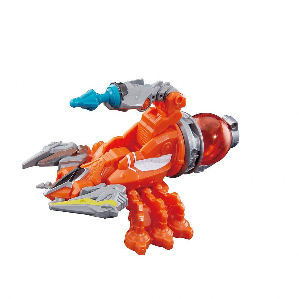 【クリアランス】宇宙戦隊キュウレンジャー キュータマ合体02 DXサソリボイジャー