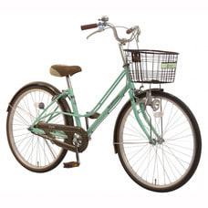 <トイザらス> トイザらス AVIGO 24インチ 子供用自転車 レガーロ (ミントグリーン)