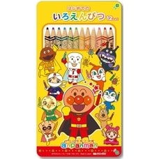 <トイザらス> アンパンマン はじめてのいろえんぴつ(12色)