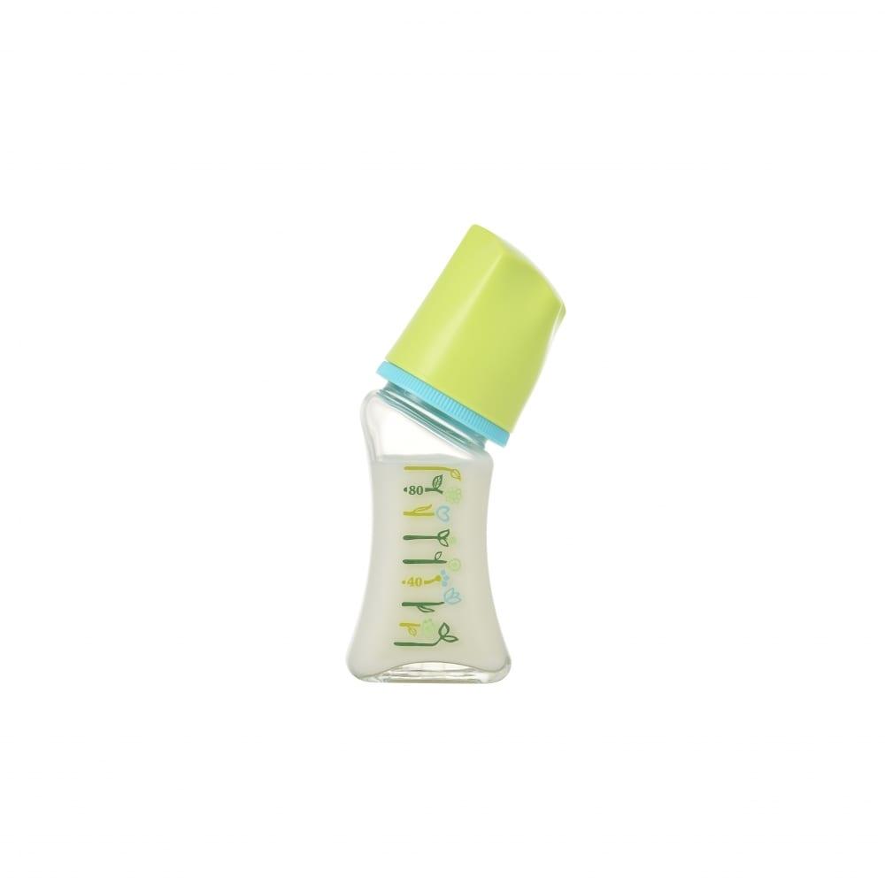 ドクターベッタ 耐熱ガラス製 哺乳びん ブレインGF4-80ml【送料無料】