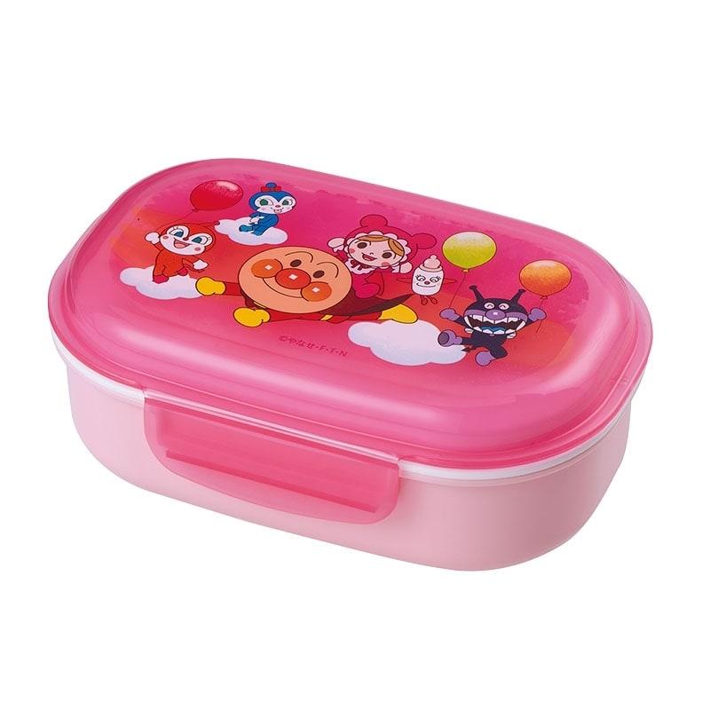アンパンマン フォーク付きランチBOX(270ml )ピンク