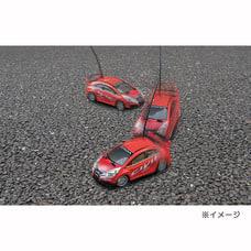 【クリアランス】ジョーゼン 1/24  ラジコン ダートマックス ホンダ シビック タイプR
