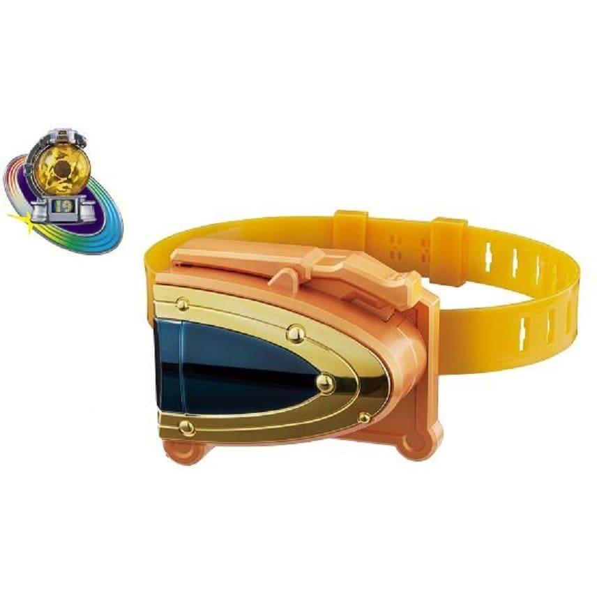 【クリアランス】宇宙戦隊キュウレンジャー キュウレンジャー キュータマ転送 DXリューバックル