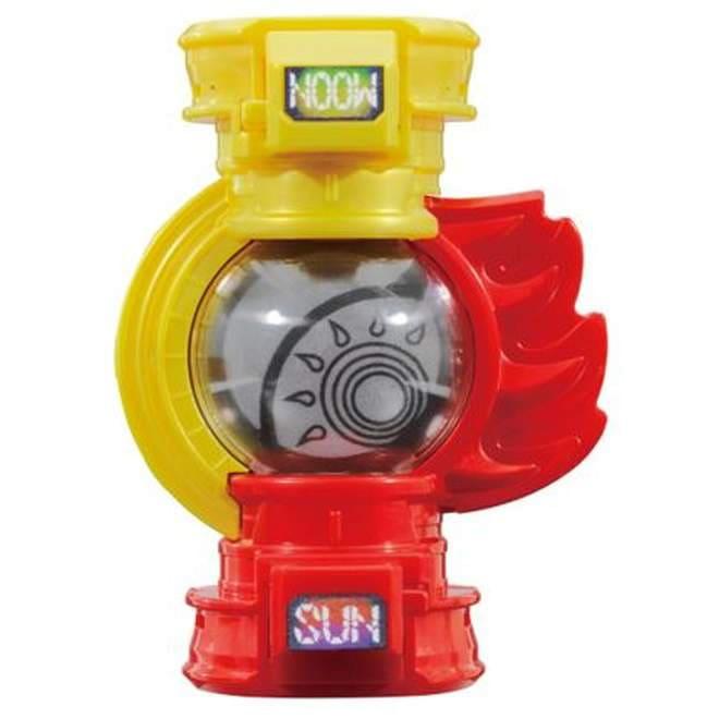 【クリアランス】宇宙戦隊キュウレンジャー 太陽&月の力 DXヒカリキュータマ