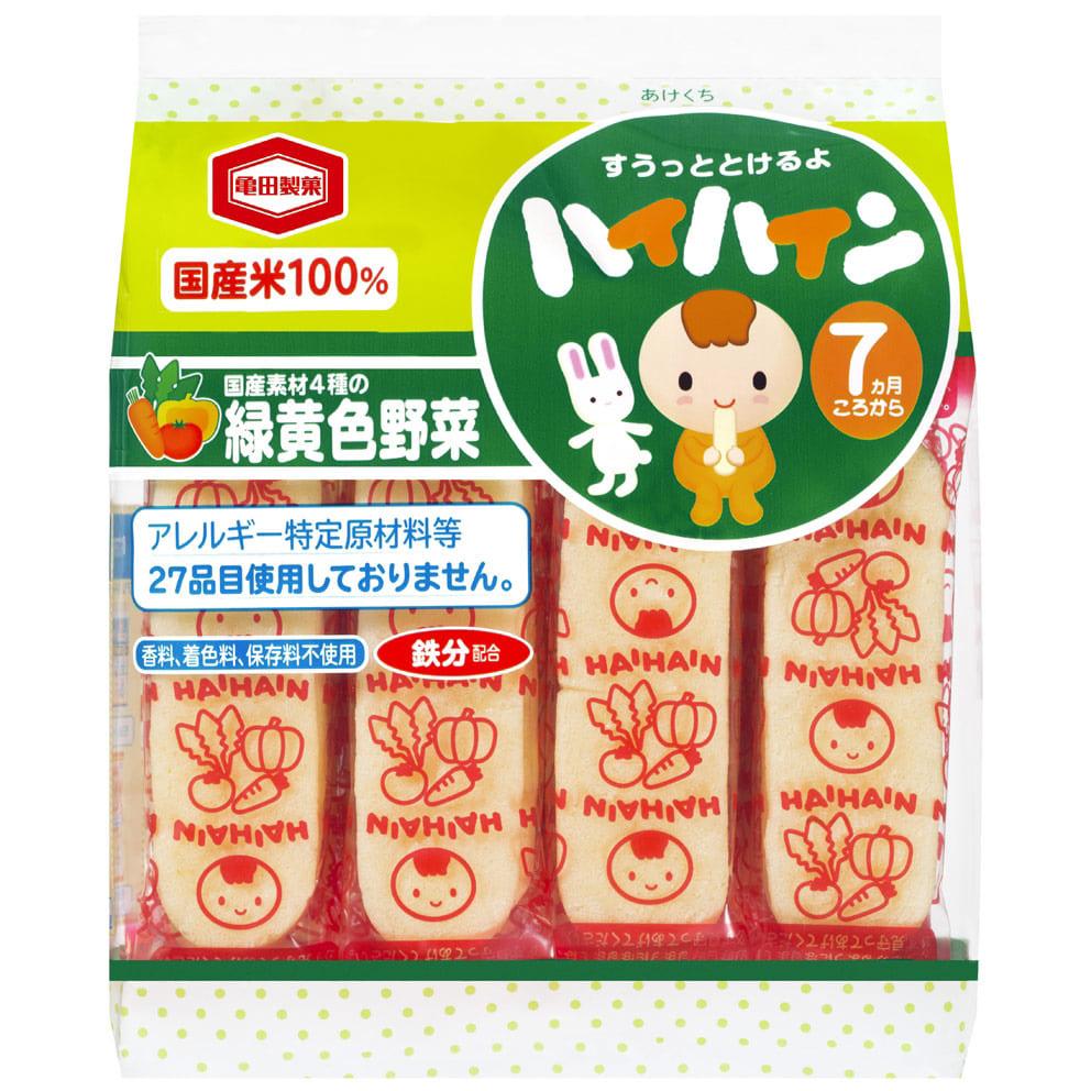 野菜ハイハイン 53g【お菓子】