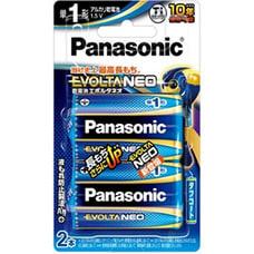 <トイザらス> 乾電池エボルタNEO 単1形2本パック