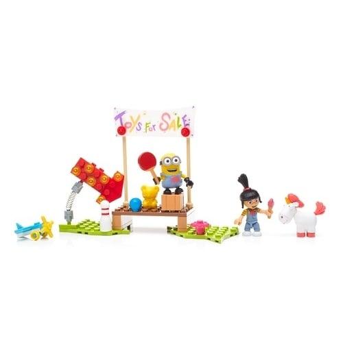 メガコンストラックス ミニオンズ アグネスのおもちゃ屋さん【クリアランス】
