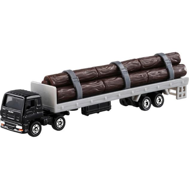 ロングトミカ No.125 いすゞ ギガ 木材運搬車 | トイザらス