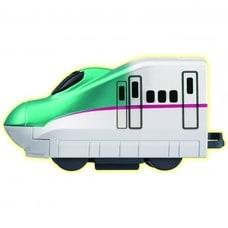 おふろDEミニカー E5系新幹線はやぶさ (グリーン/ホワイト)