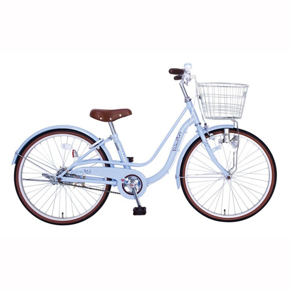 トイザらス限定 20インチ 子供用自転車 バレンタイン(ブルー)
