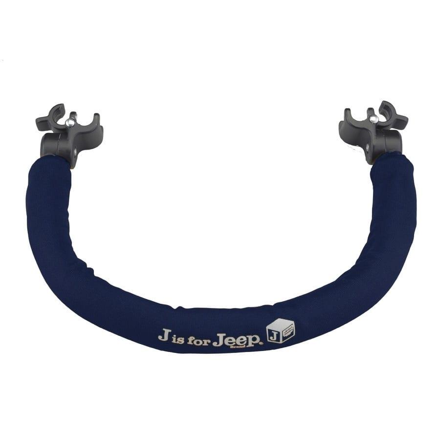 ベビーザらス限定 J is for Jeep スポーツ スタンダード ネイビー ベビーカー専用フロントバー【送料無料】
