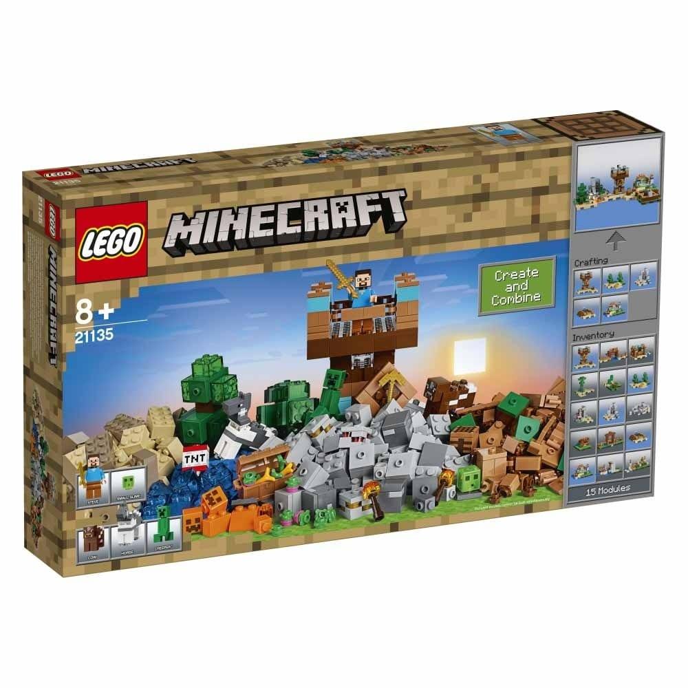 【オンライン限定価格】レゴ マインクラフト 21135 クラフトボックス2.0【送料無料】