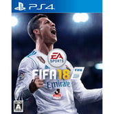 【PS4ソフト】FIFA 18【送料無料】