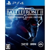 【PS4ソフト】Star WarsTM バトルフロントTM II: Elite Trooper D・・・