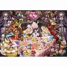 【オンライン限定価格】ディズニー 1000Pジグソーパズル 醒めない夢のティーパーティー