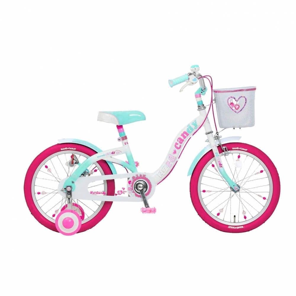 トイザらス・ベビーザらス オンラインストア16インチ 子供用自転車 ハードキャンディ フェアリー(ミント)