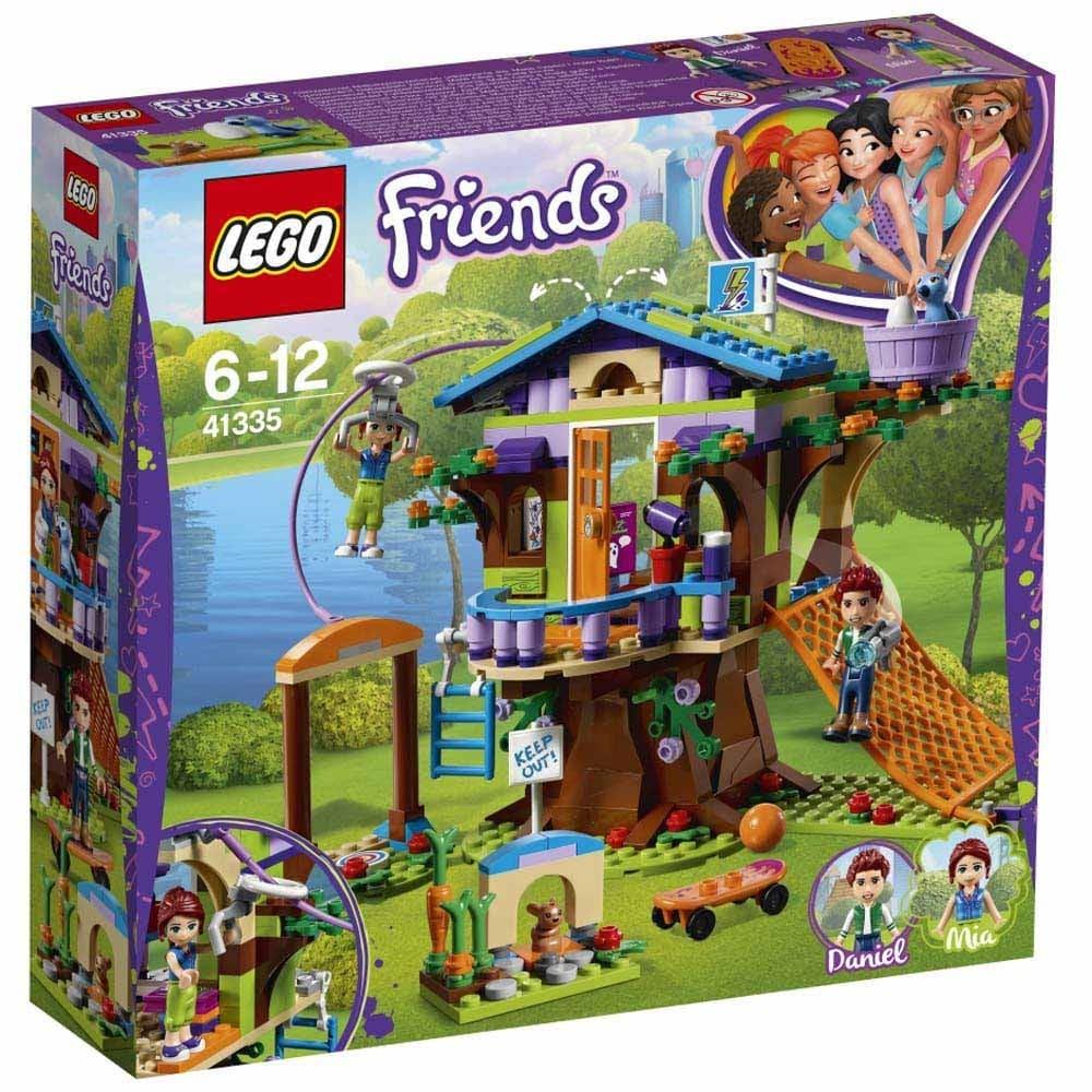 【オンライン限定価格】レゴ フレンズ 41335 ミアのツリーハウス【送料無料】