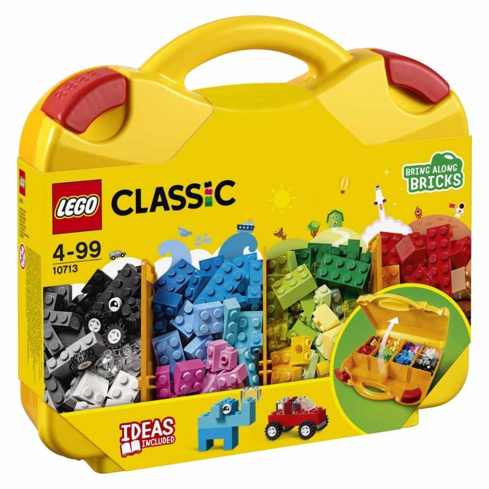【オンライン限定価格】レゴ クラシック 10713 アイデアパーツ<収納ケースつき>