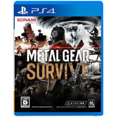 【PS4ソフト】METAL GEAR SURVIVE【送料無料】