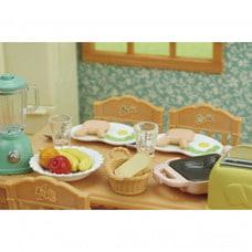シルバニアファミリー おいしい朝食セット