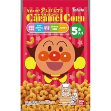 <トイザらス> それいけ!アンパンマン キャラメルコーン 13gx5袋【お菓子】