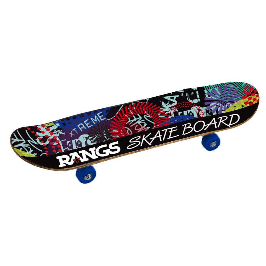 ラングスR1 スケートボード グリーン【送料無料】