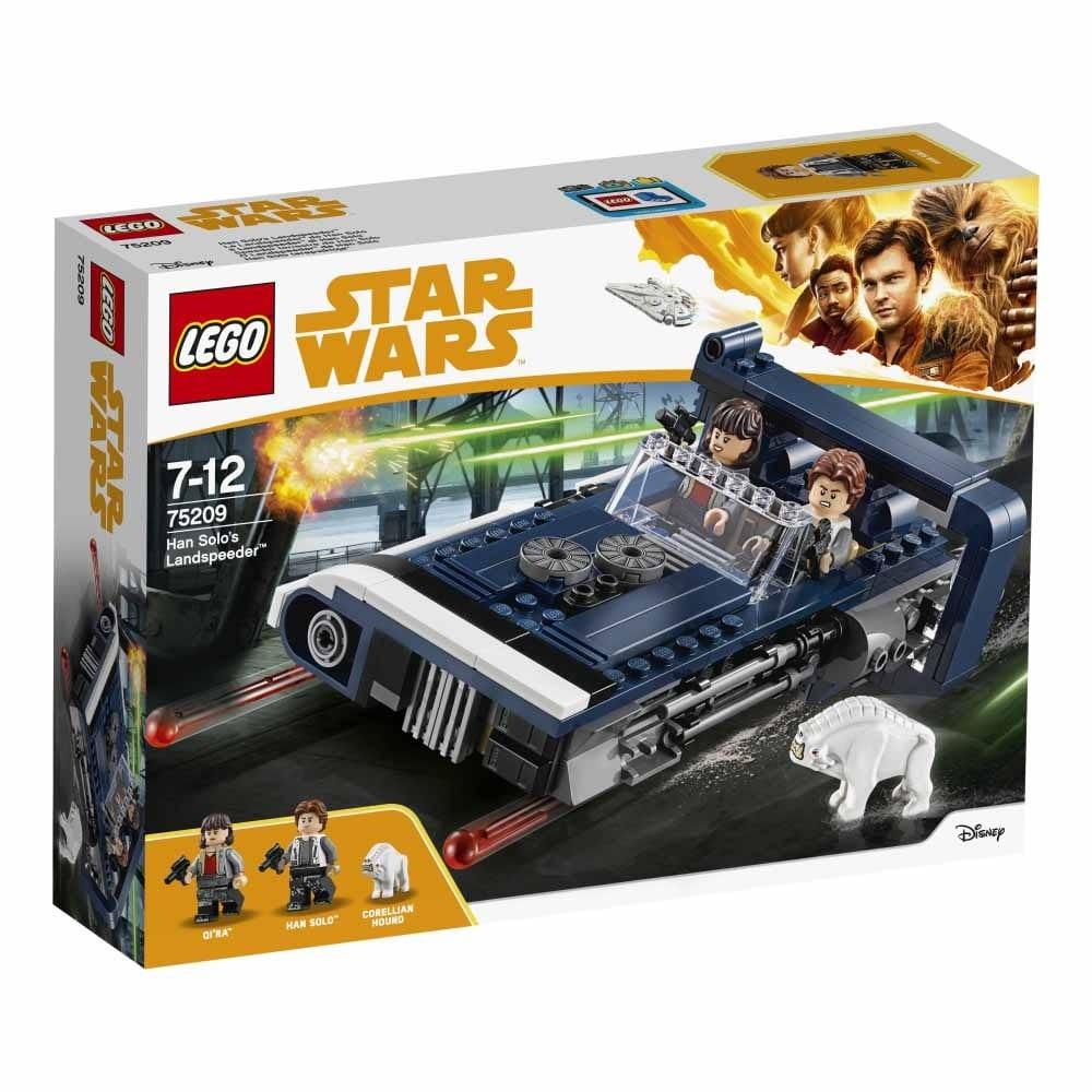 【オンライン限定価格】レゴ スター・ウォーズ 75209 ハンのランドスピーダー