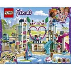 レゴ フレンズ 41347 ハートレイクシティ リゾート