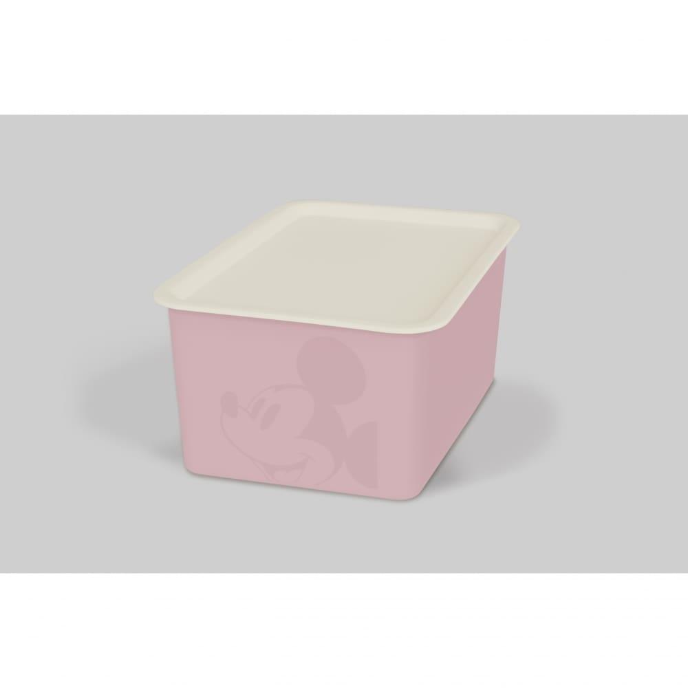 トイザらス・ベビーザらス オンラインストアオンライン限定 日本製 ミッキーマウス カトルS(ローズピンク)