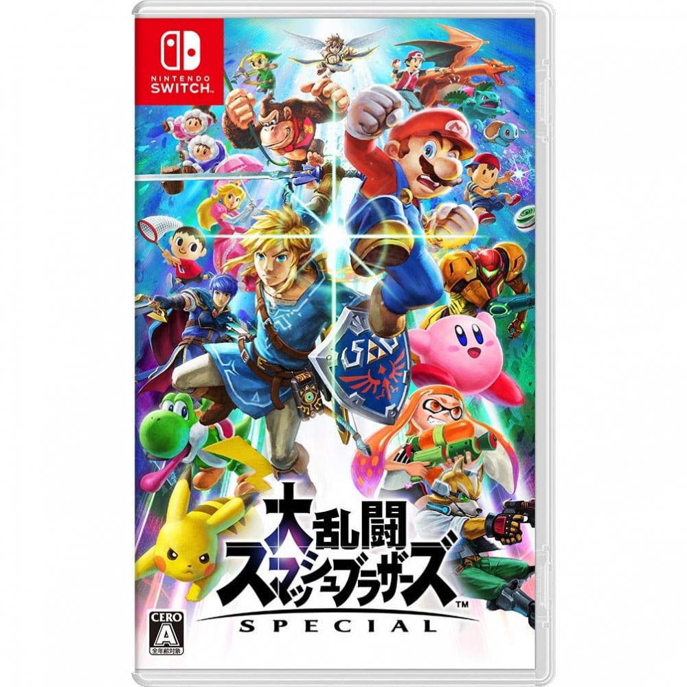 【Nintendo Switchソフト】大乱闘スマッシュブラザーズ SPECIAL【送料無料】