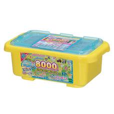 【クリックで詳細表示】アクアビーズ 8000ビーズコンテナ どうぶついっぱいセット【送料無料】
