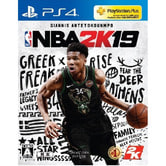 【PS4ソフト】NBA  2K19【クリアランス】【送料無料】