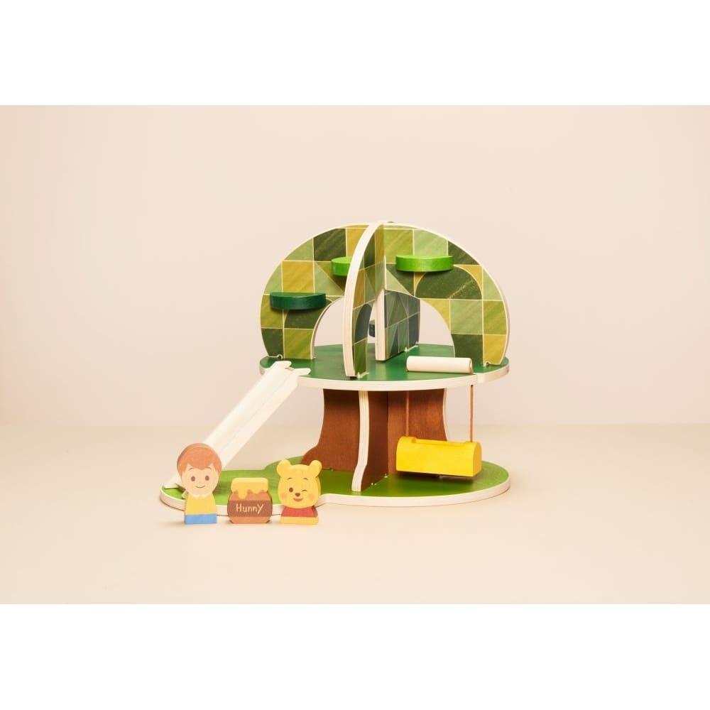 KIDEA HOUSE(キディアハウス) くまのプーさんとなかまたち【クリアランス】【送料無料】