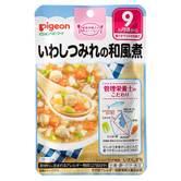 管理栄養士の食育ステップレシピ いわしつみれの和風煮 80g
