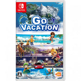 【Nintendo Switchソフト】GO  VACATION